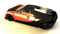 Bugatti Veyron by Vladas Trak