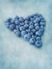I love blueberries von Priska  Wettstein