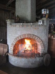Fireplace von Jenna Wylie