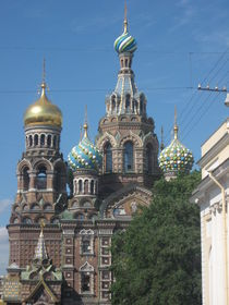 Russia von Jenna Wylie