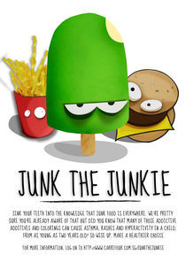 Junk The Junkie