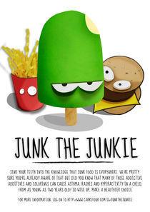 Junk The Junkie by Senna an