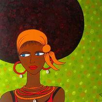 Afro Lena von kharina plöger