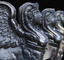 SILVER GODDESSES by paul william stride