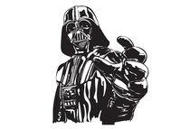 Darth Vader Mac book cover sticker