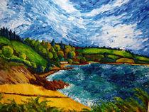 The Helford River von Kristina Trick