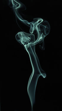 Smoke Photography-2 by Soumen Nath