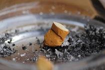 Cigarrete ashtray von thorby