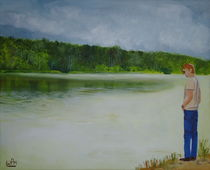Lonely boy by Wendy Mitchell