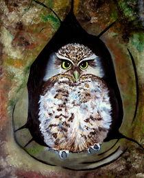 Owl von Wendy Mitchell