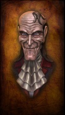 The Count von David González Cuéllar