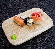 Japanese rolls by Vsevolod Zelikov