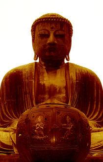 Buddha Blessed by George Eyo