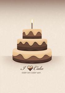 I Love Cake von vaultman