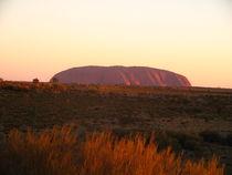 Uluru by Vicky Lewis
