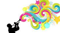 Sound and Colour von Brent Waison