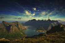 Lofoten islands by Stein Liland