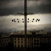 Hanging from the sky by Vangelis Bagiatis