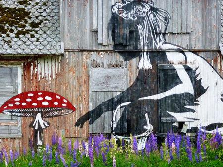 Mushroom-girl