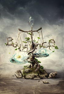 'Balance of Life' by Wojciech Magierski