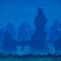 'Cold City' by Sergio Rebolledo