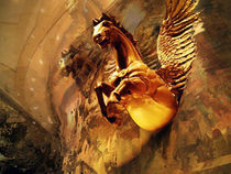Pegasus Rising von Eye in Hand Gallery
