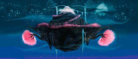 Floating-world