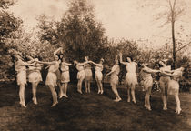 Marys-dance-class-sepia-tone