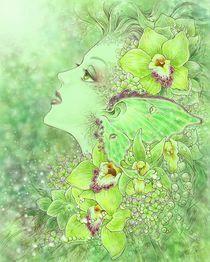 The Green Faery by Mitzi Sato-Wiuff