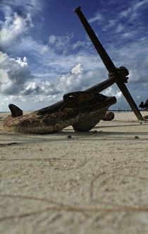Cayman Anchor von Guy Masterman