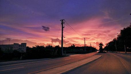 Miami-sunrise