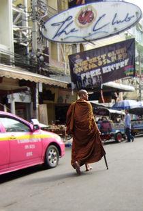 Modern Monk by Tamara Povarchook