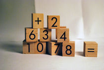 Number Blocks by Nikki Speer