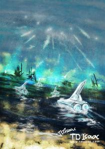 War at sea by Teng I Cheng