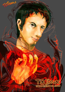 Hellfire by Teng I Cheng