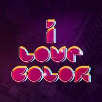 i love color by Shyam B