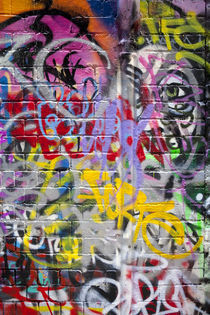 Graffiti Abstract II