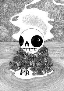 Skull Island von Heiko Windisch