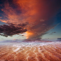 Colore Tornado von Teodora Chinde