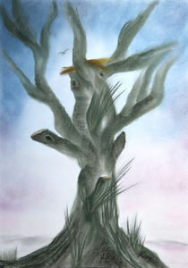 BaumMann - Mantree von Patti Kafurke