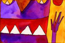 Dragon - card von Peter Vacz