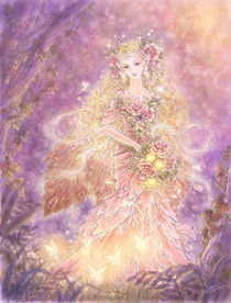 Lady of the Forest by Mitzi Sato-Wiuff