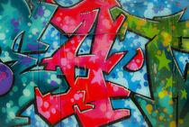 graffiti  von Tom Palmer