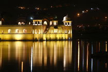 Jal Mahal, Jaipur, Rajesthan, India von Soumen Nath