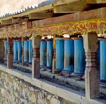 Gebetsmühlen von littlepeak