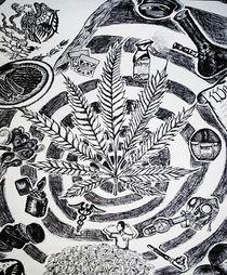 Cannabis Lives by Chau Truong
