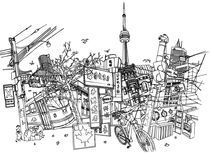 Toronto! by David Bushell