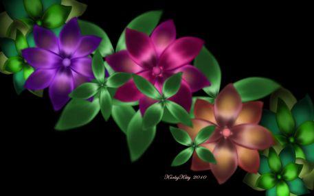 Exotic-flower-vine