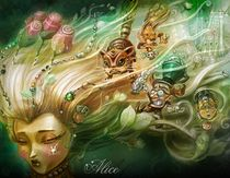 Alice travel by vieira Da Silva Miguel