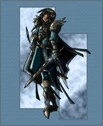 The Good Knight von Sonia Gallardo Marquez